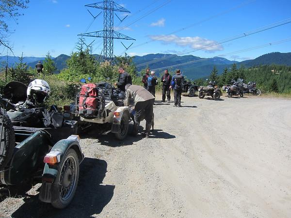 ural group ride 7-28-2013